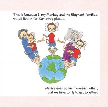 bandati,children book,mixed family,extract